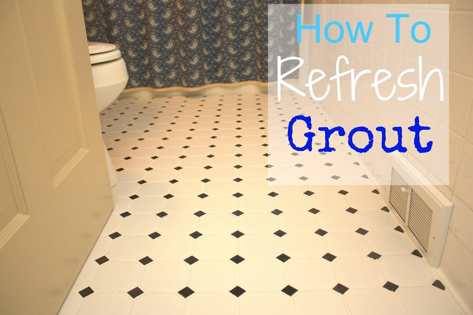Refresh Grout Sweet Pea