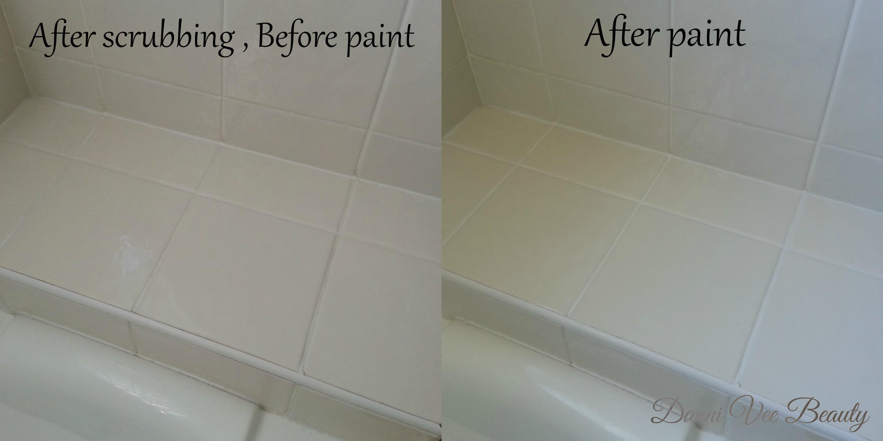Refresh White Grout Danni Vee Beauty