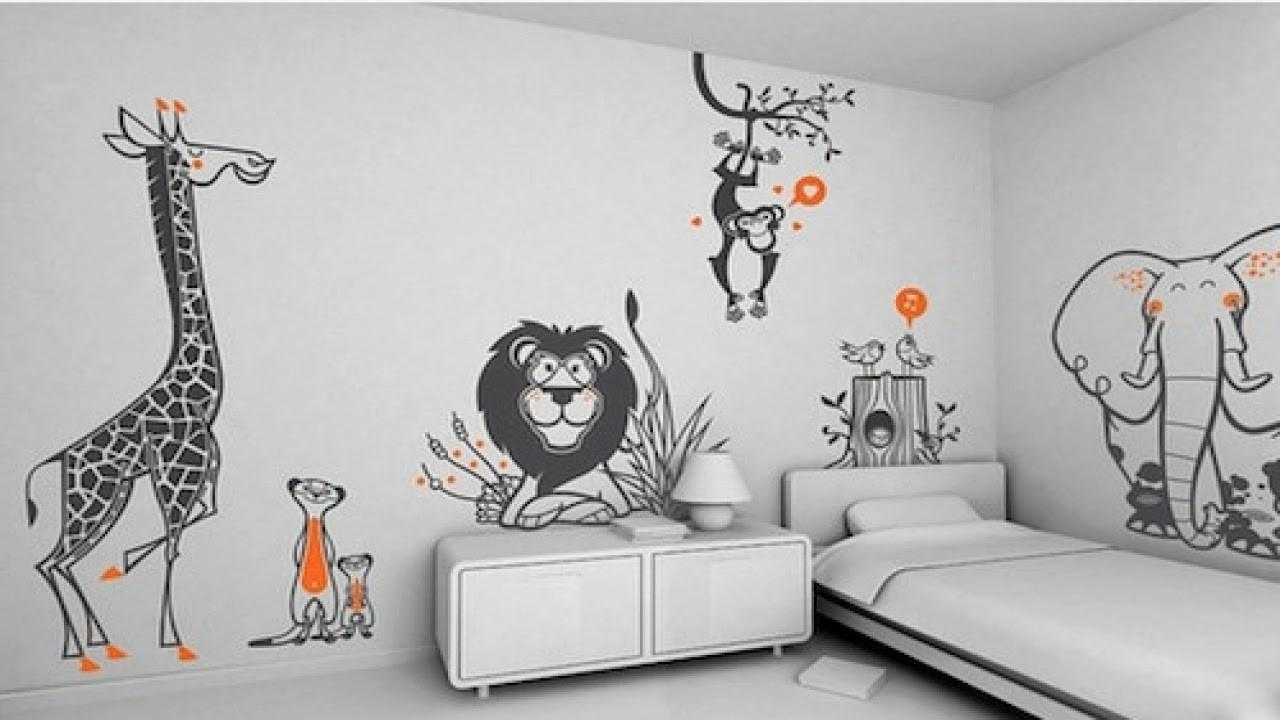 Refreshing Wall Mural Ideas Your Living Room Murals