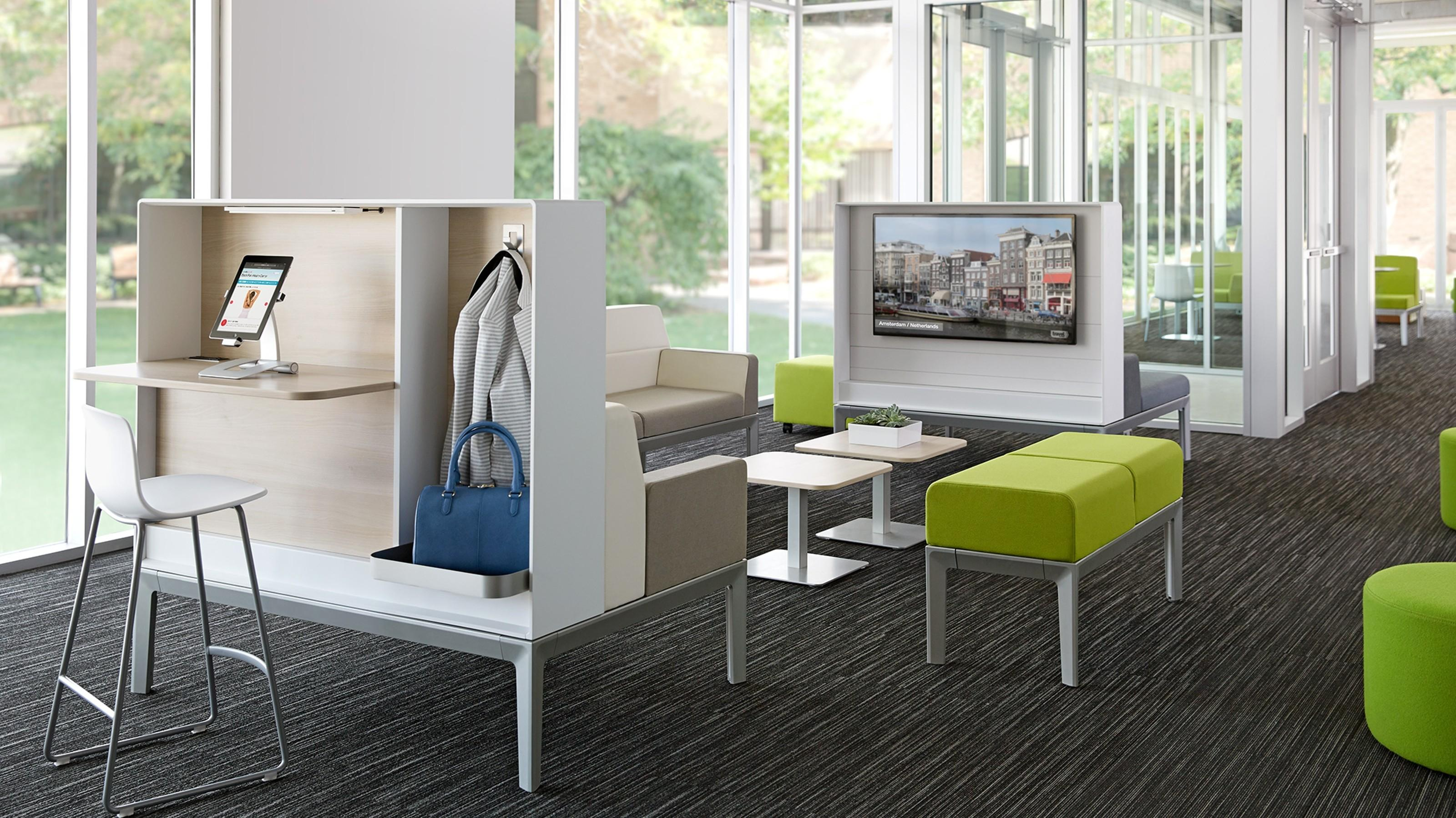 Regard Modular Lounge Seating Casegoods Steelcase
