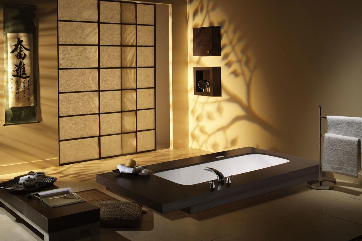 33 Incredibly Japanese Bathroom Design That Abound With Elegance