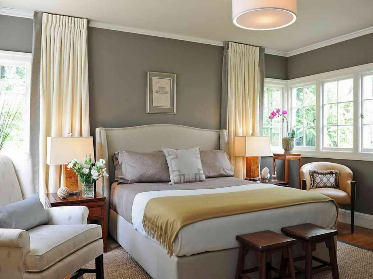 Relaxing Paint Colors Bedroom Home Interior Designing