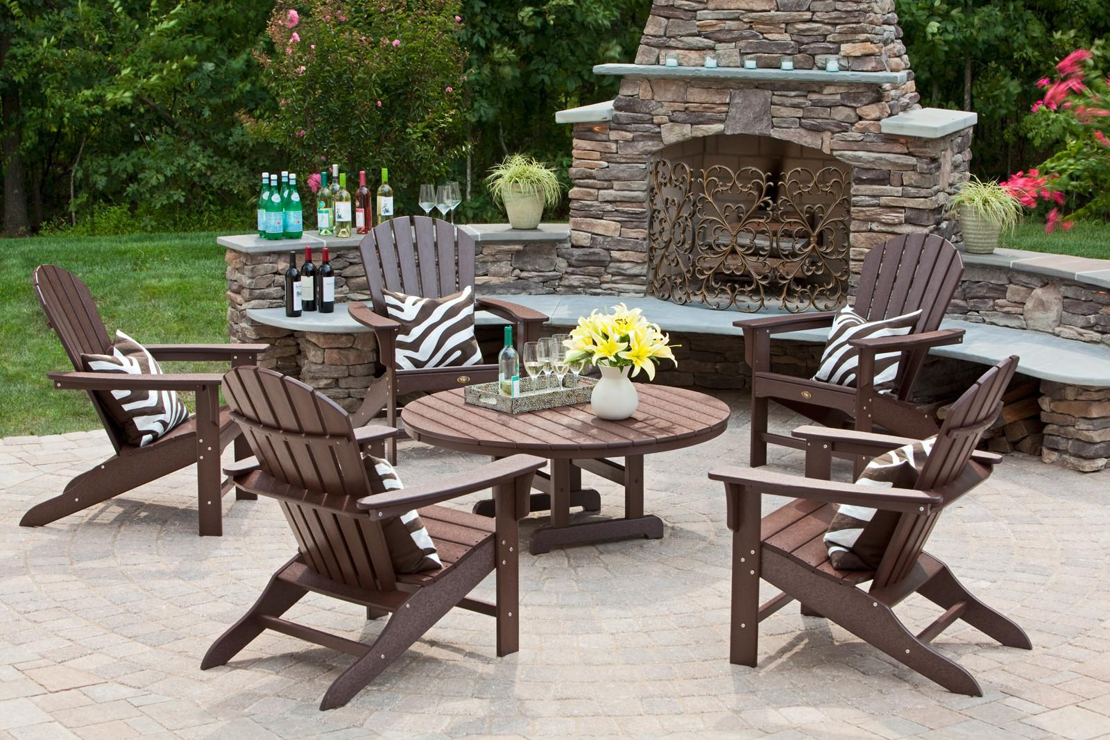 Relaxing Patio Conversation Set Designs Spring