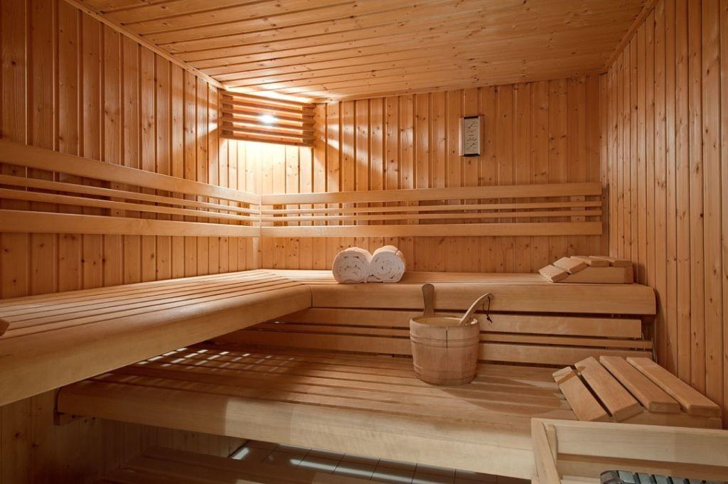 Relaxing Sauna Room Design Enjoyable Spa Ideas