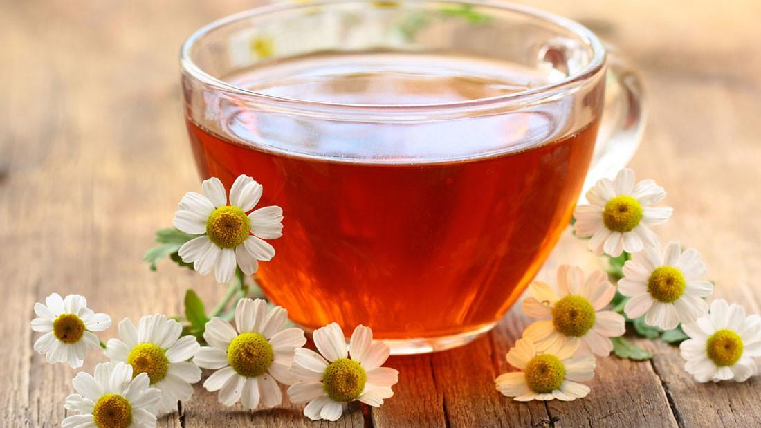 Relieve Herb Chamomile Tea Sore Throat