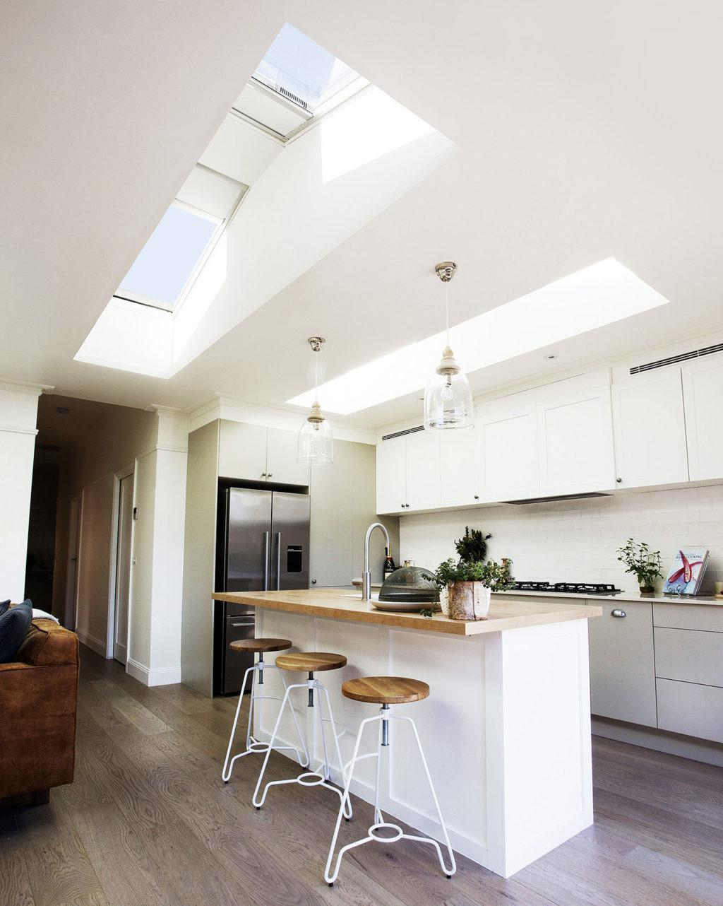 Remarkable Kitchen Skylight Concept Ideas Comes High