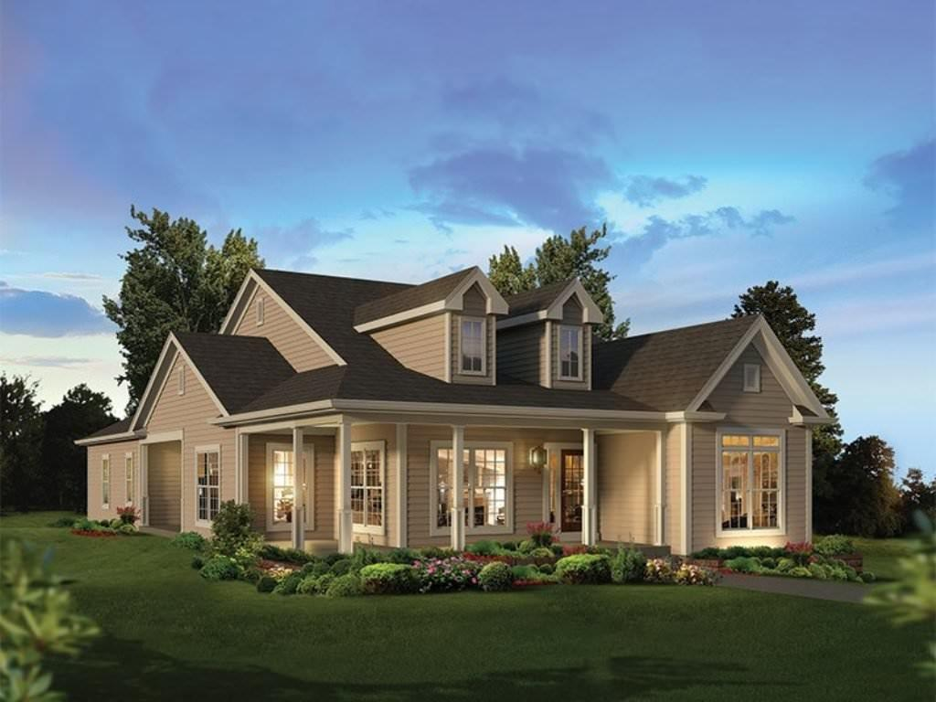 Remarkable Small Country House Floor Plans Designs