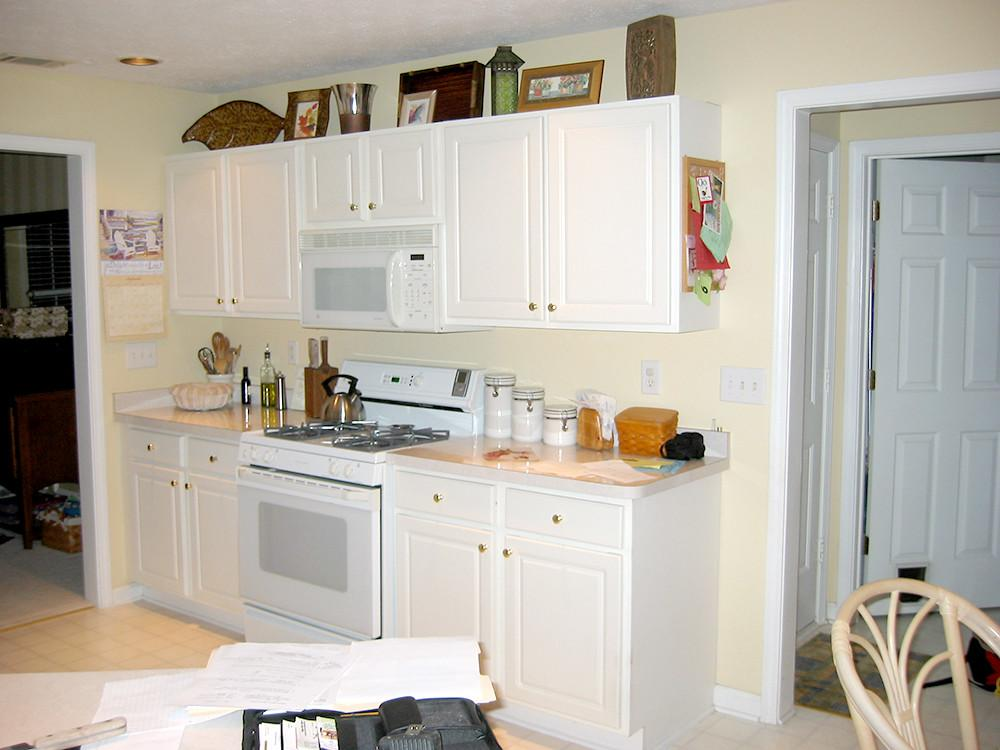 Remodel Before3 Artistic Kitchens More Llc