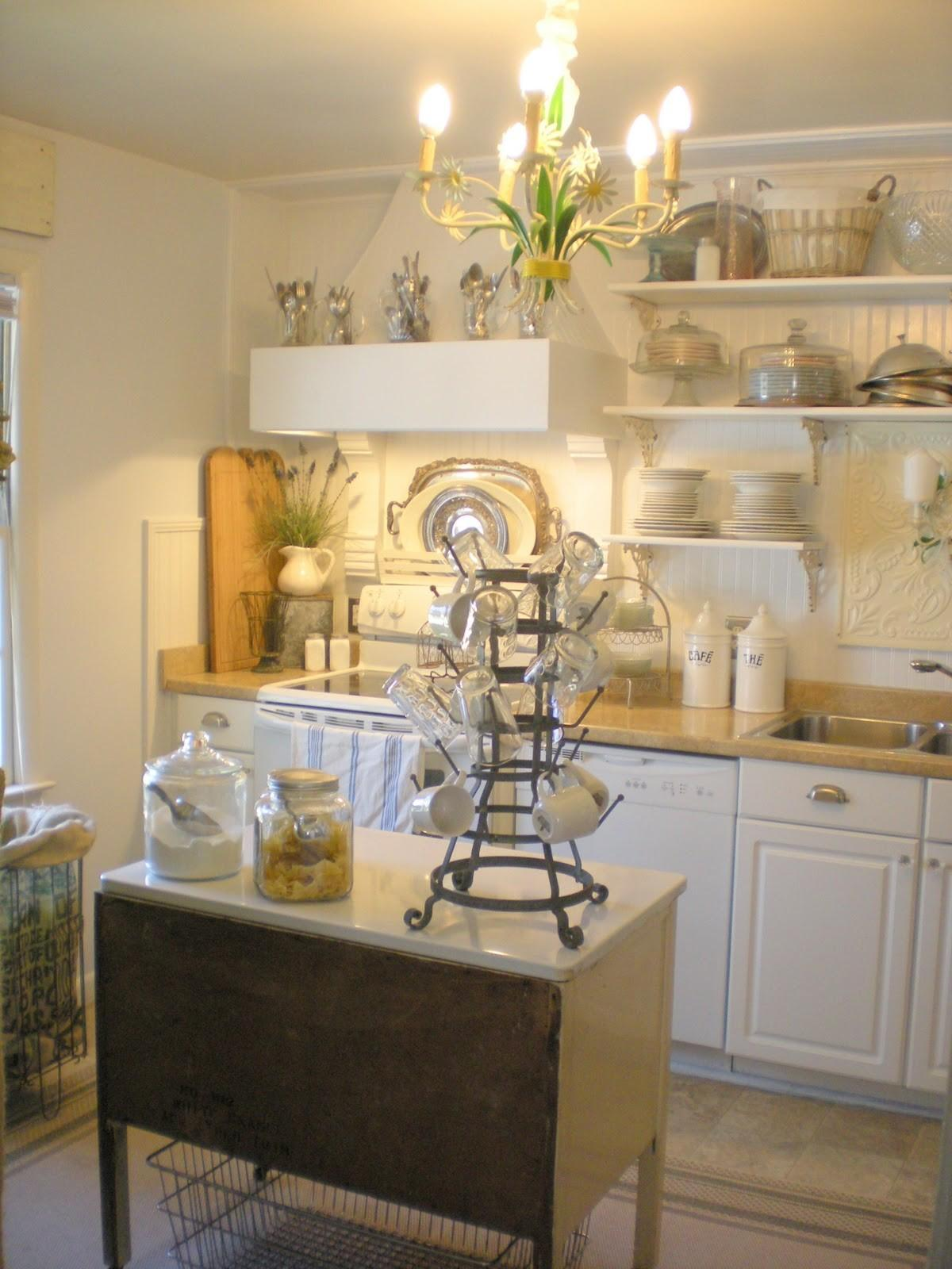Remodelaholic French Farm Style Kitchen Renovation