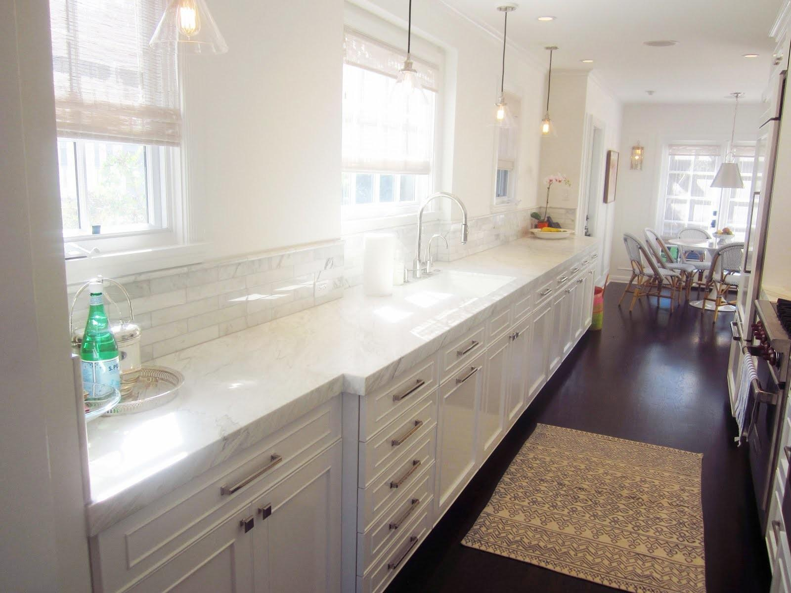 Remodeled Galley Kitchen Design Ideas All Home