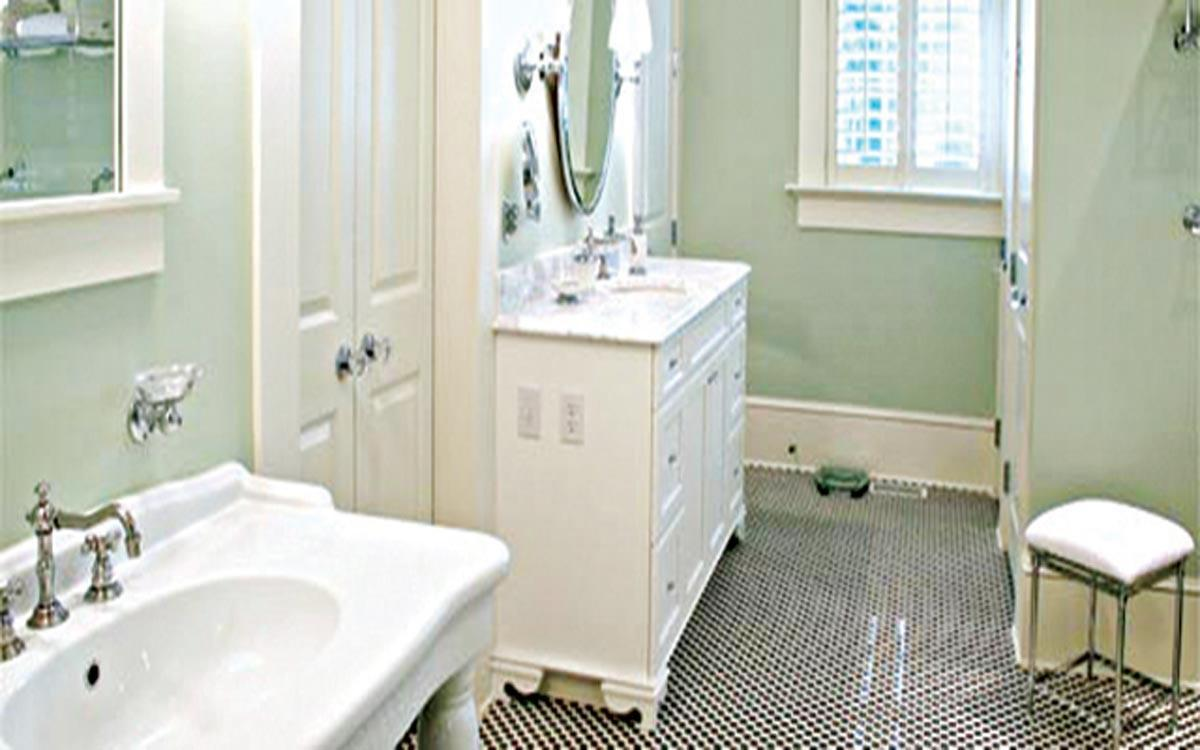 Remodeling Dime Bathroom Edition Saturday Magazine
