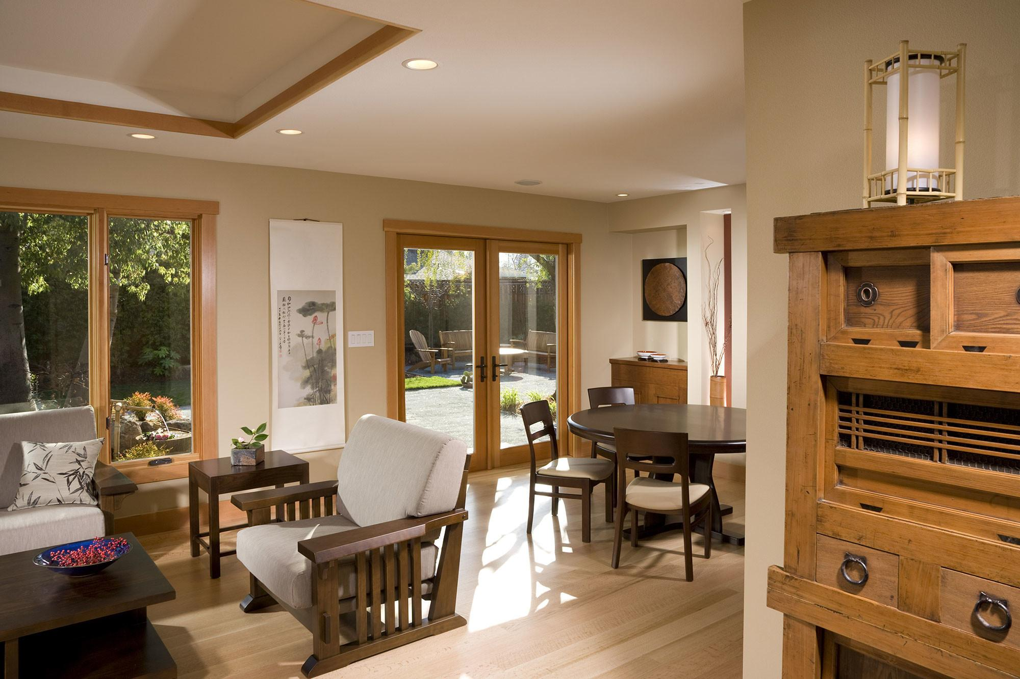 Remodelwest Asian Style Custom Home Los Altos