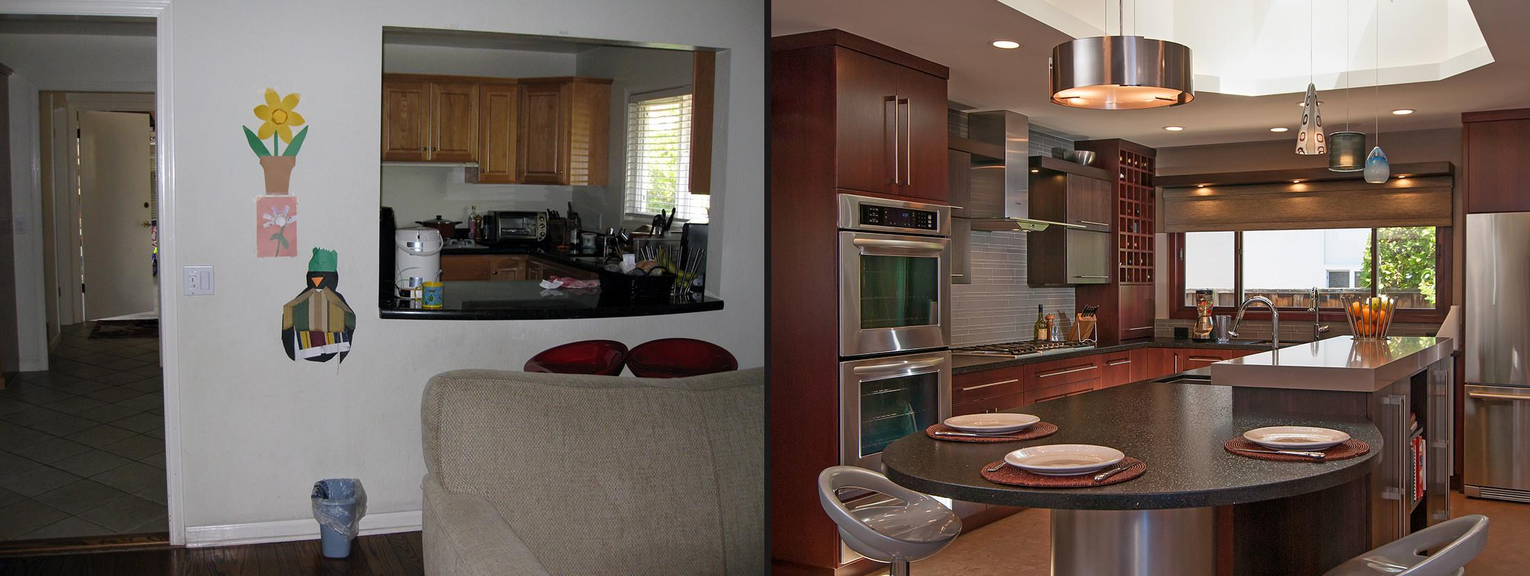 Remodelwest Before After Remodeling Galleries Saratoga