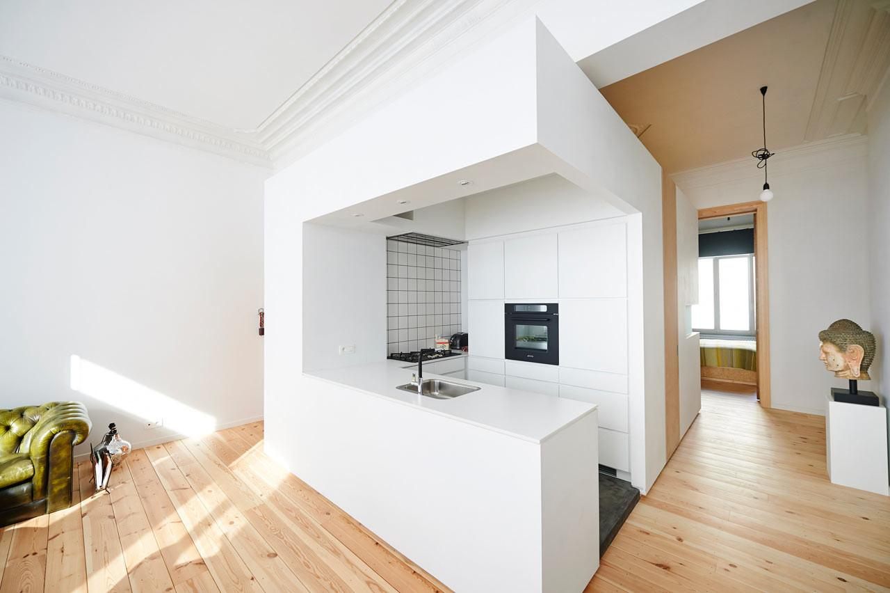 Renovated Apartment Brussels Your