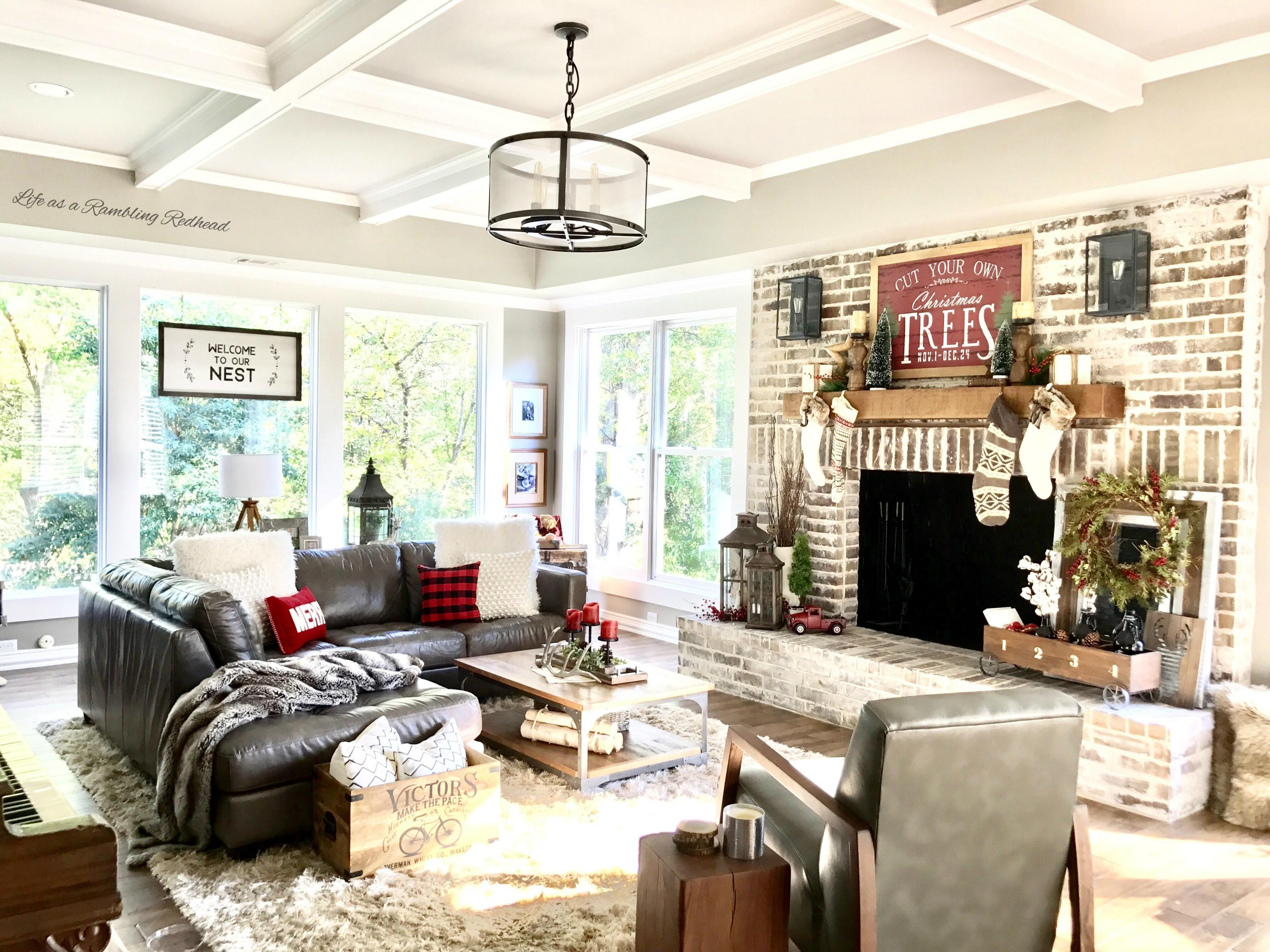 Renovated Rustic Farmhouse Holiday Home Tour