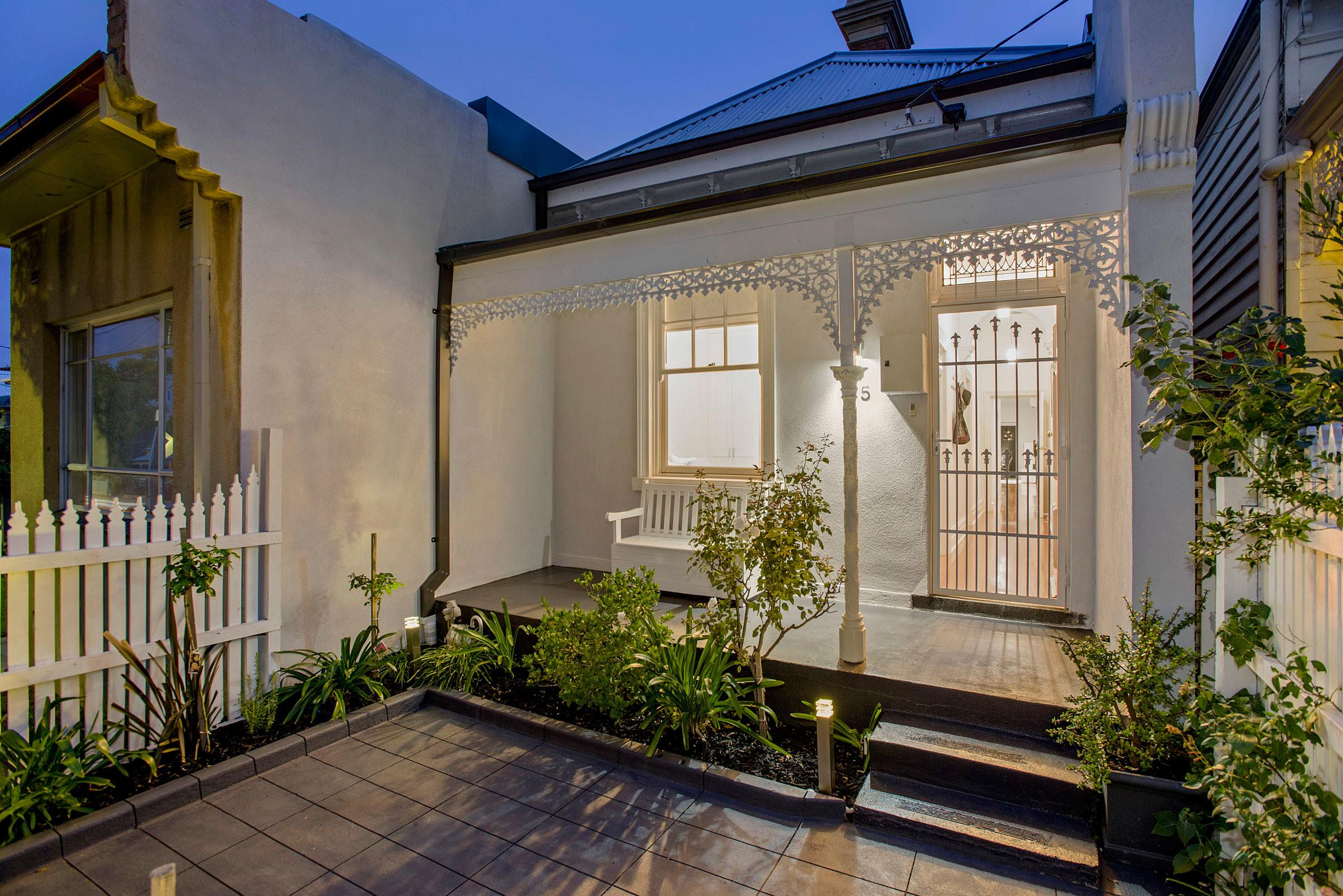 Renovated Single Fronted Terrace Ascot Vale Marvelle