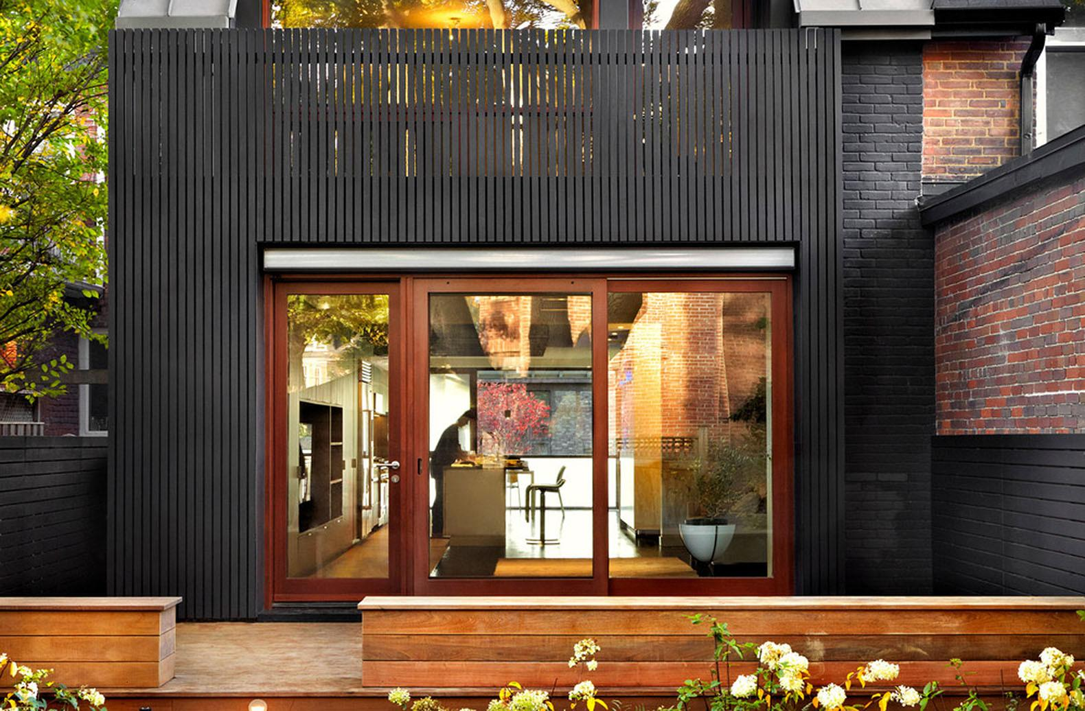 Renovated Victorian House Toronto Bathed Natural
