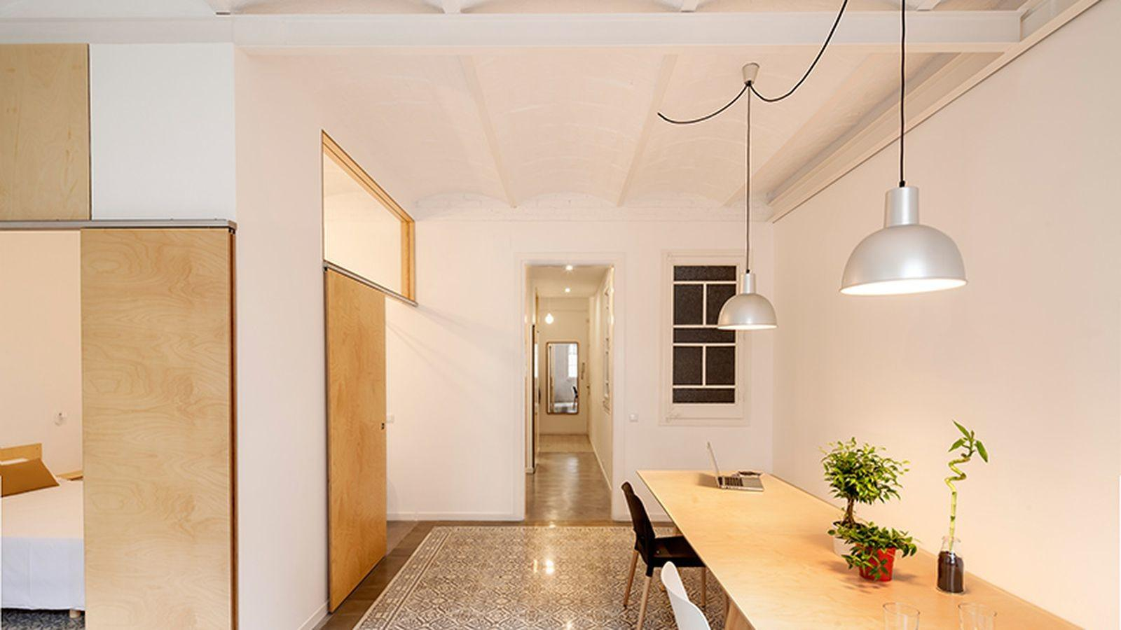 Renovation 1930s Apartment Unveils Gorgeous Ceramic