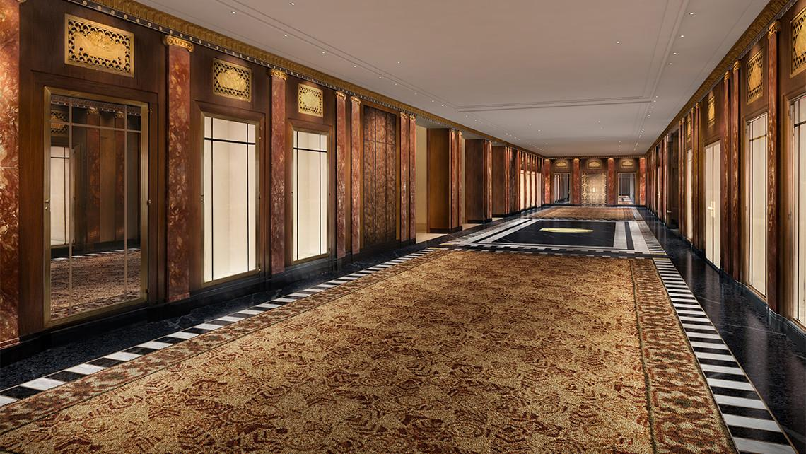 Renovation Plans Submitted Waldorf Astoria New York