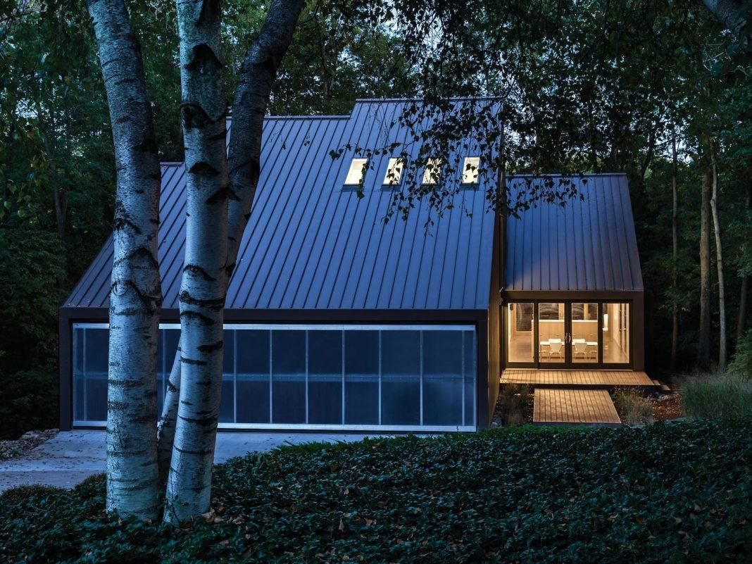 Renovation Private Residence Wooded