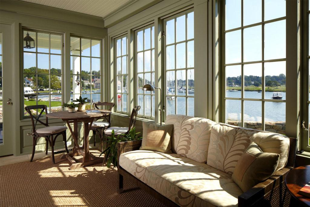 Renowned Sunroom Treatment Ideas Relaxing Time