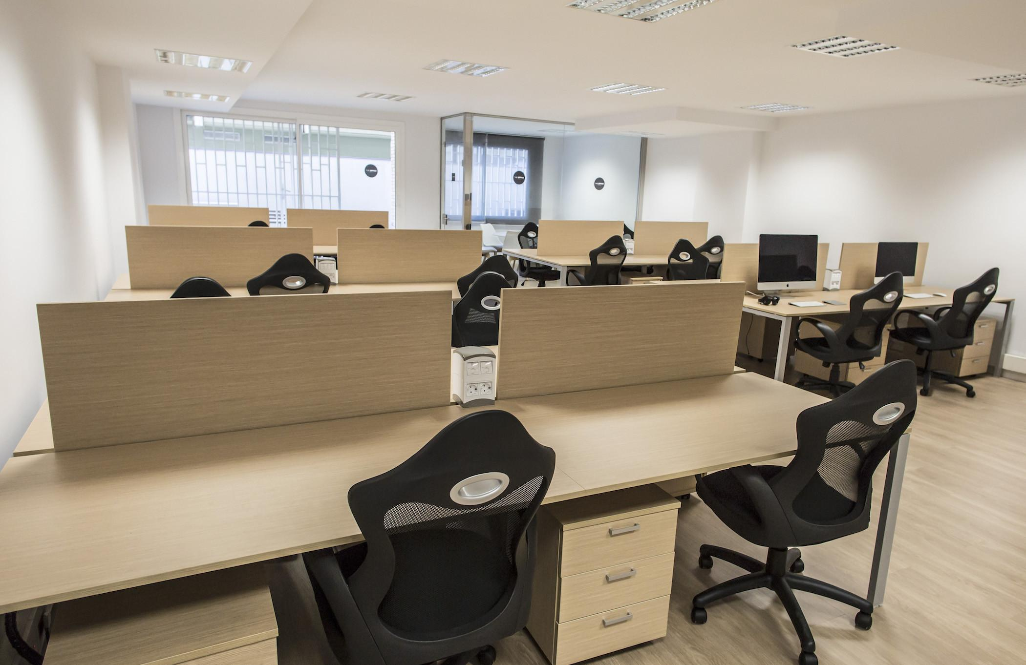 Rent Our Space Events Barcelona Office