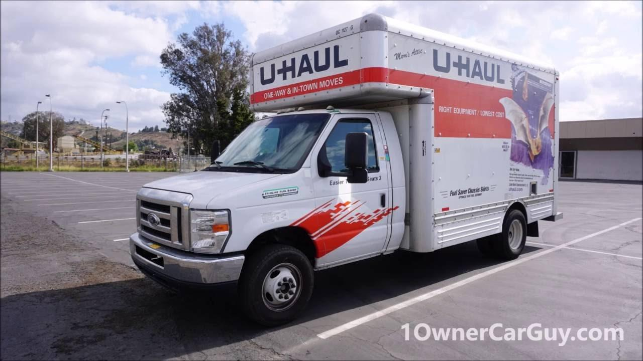 Renting Inspecting Haul Video Box Truck Rent