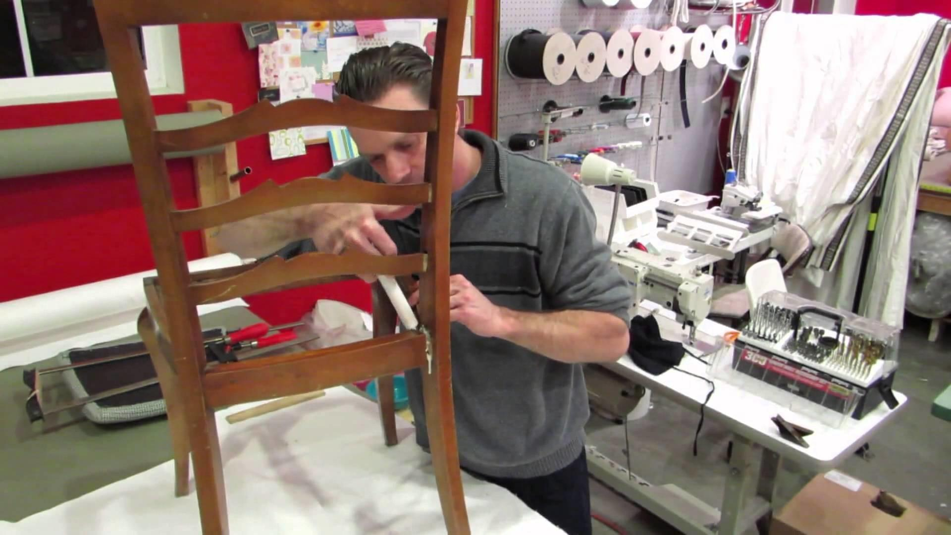 Repair Those Loose Dining Chairs Yourself Save Money