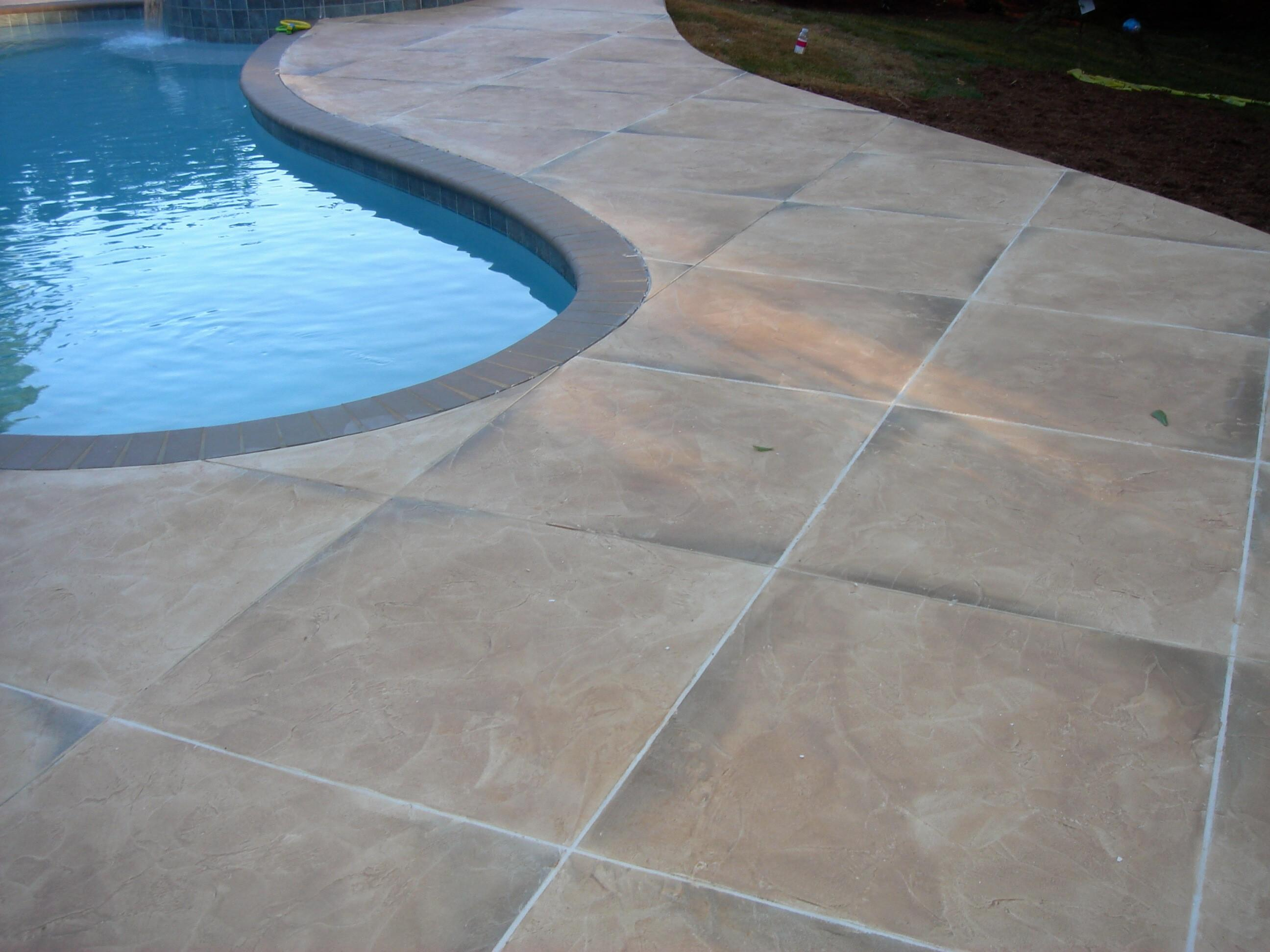 Repair Your Pool Decking Concrete Lifting Lift