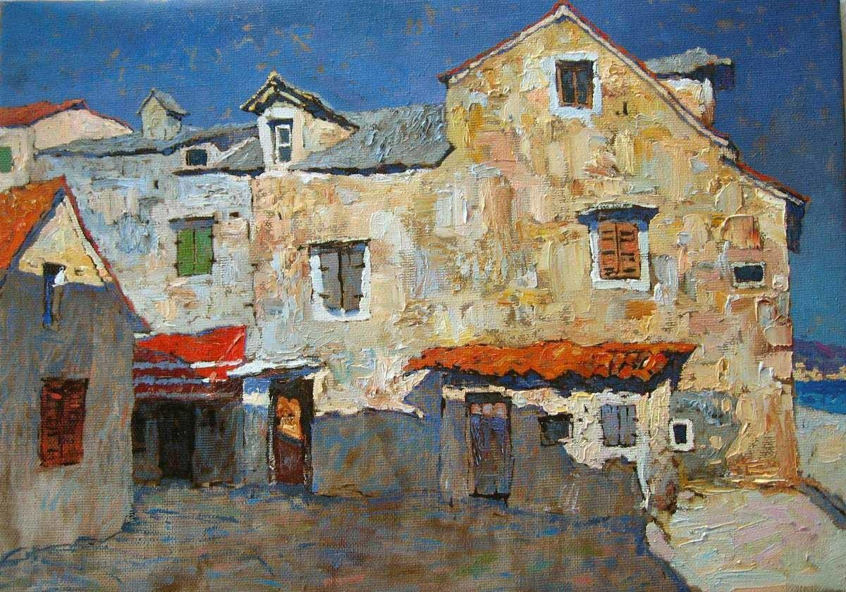 Repinart Home Russian Impressionism Contemporary