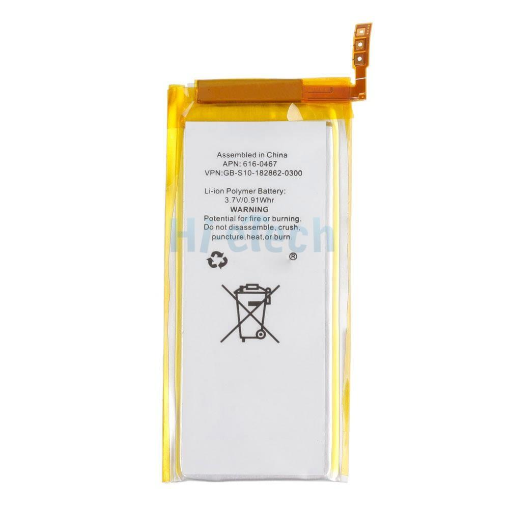 Replacement Lithium Ion Battery Apple Ipod Nano 5th