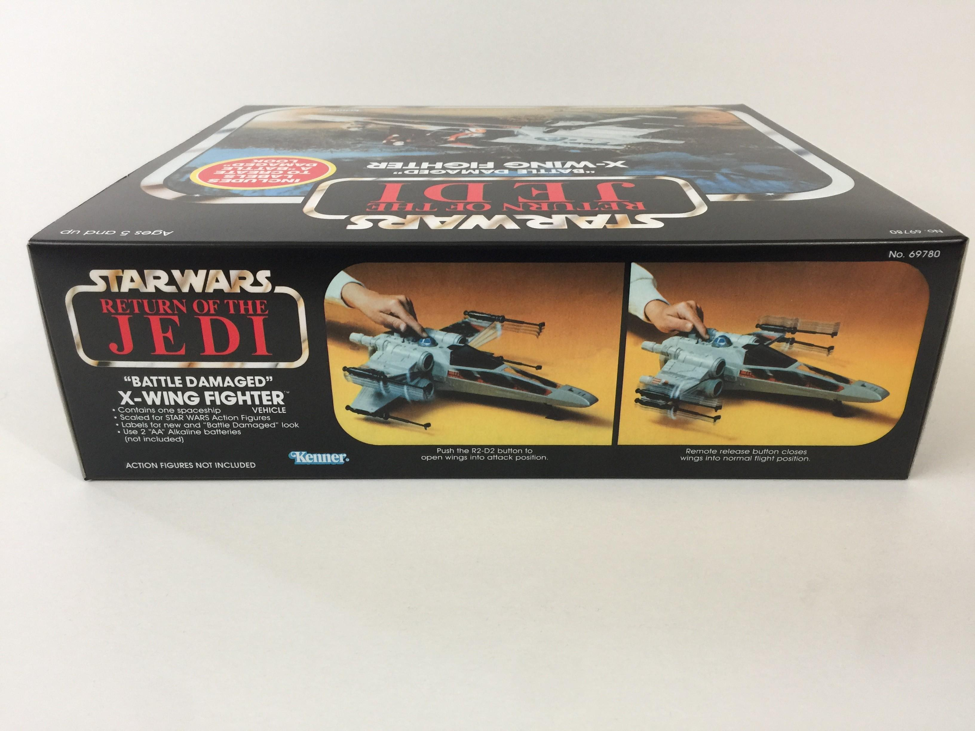 Replacement Vintage Star Wars Return Jedi