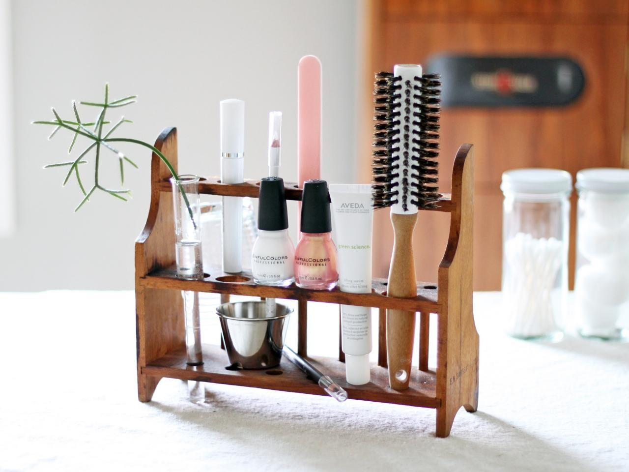Repurposing Everyday Items More Organized Home