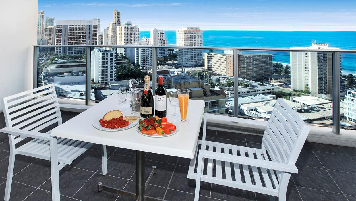 Residences Level Ocean River Views Holiday