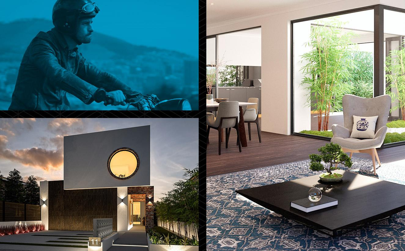 Residential Attitudes Campaign Perth Advertising Agency