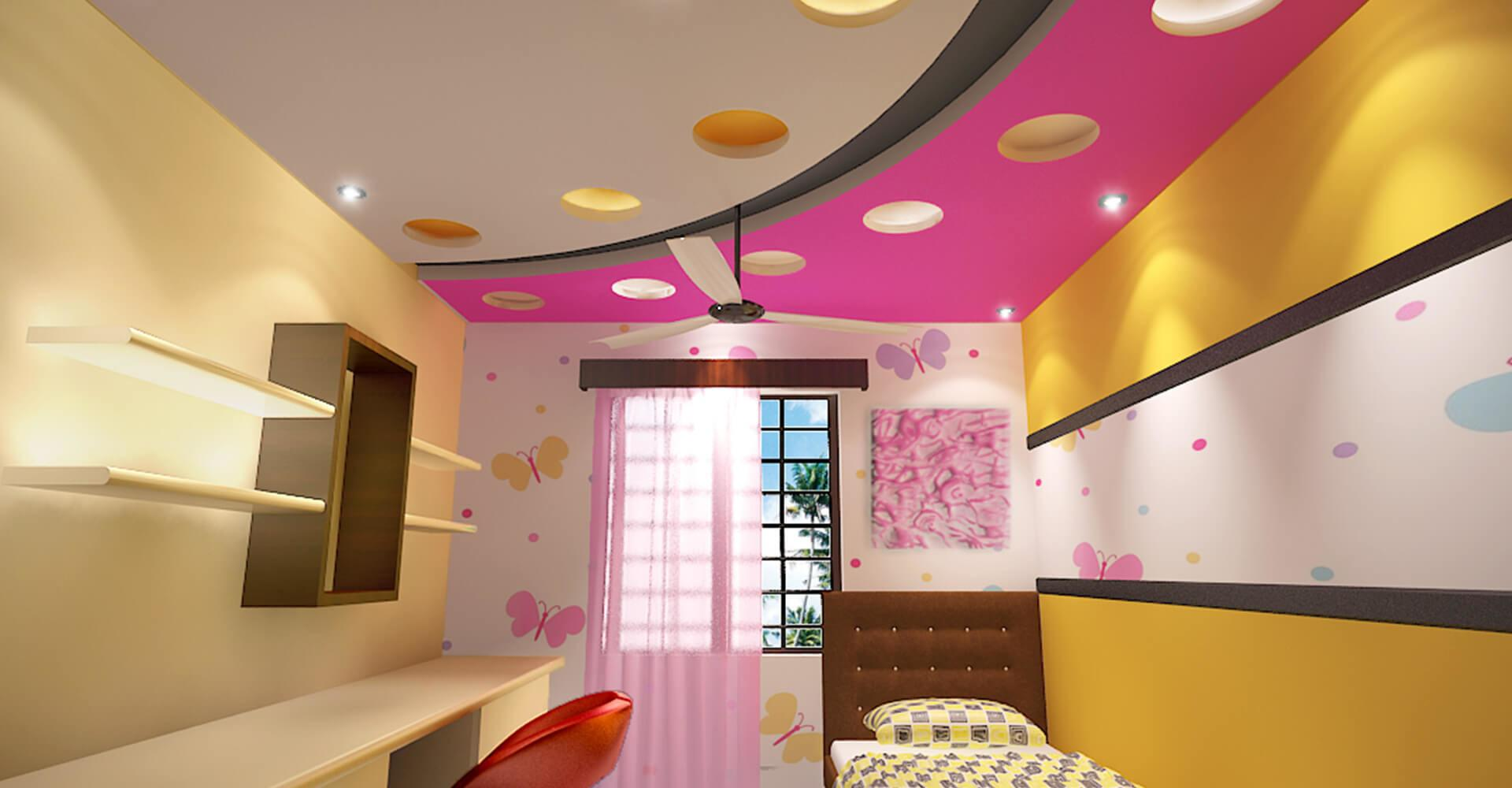 Residential False Ceiling Gypsum Board