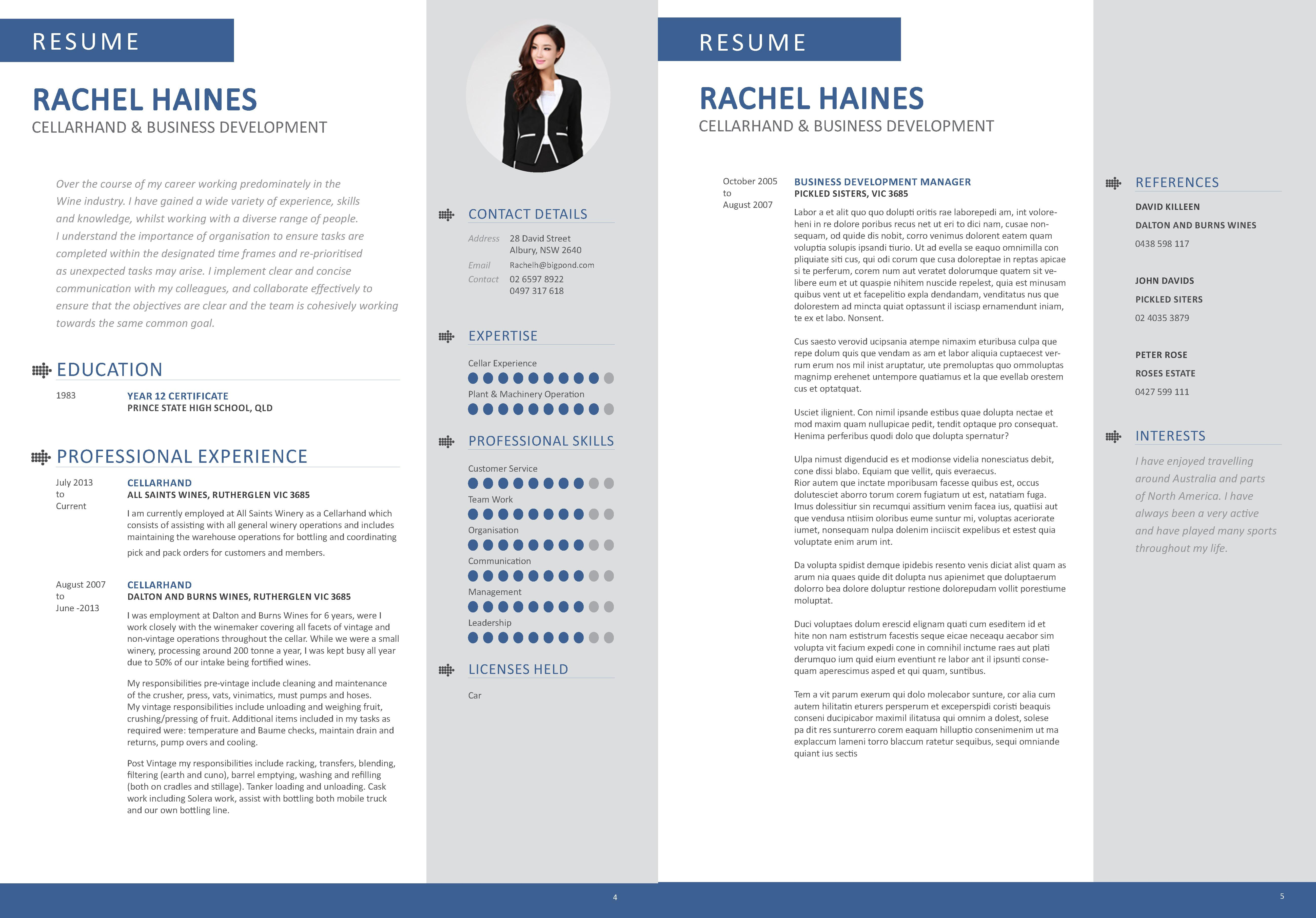 Restaurant Host Resume Objective Warehouse Work