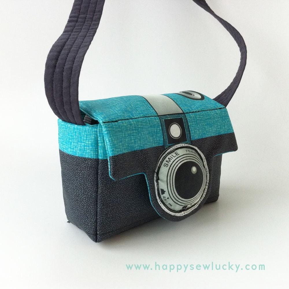 Retro Camera Bag Pattern Tutorial Patternpile