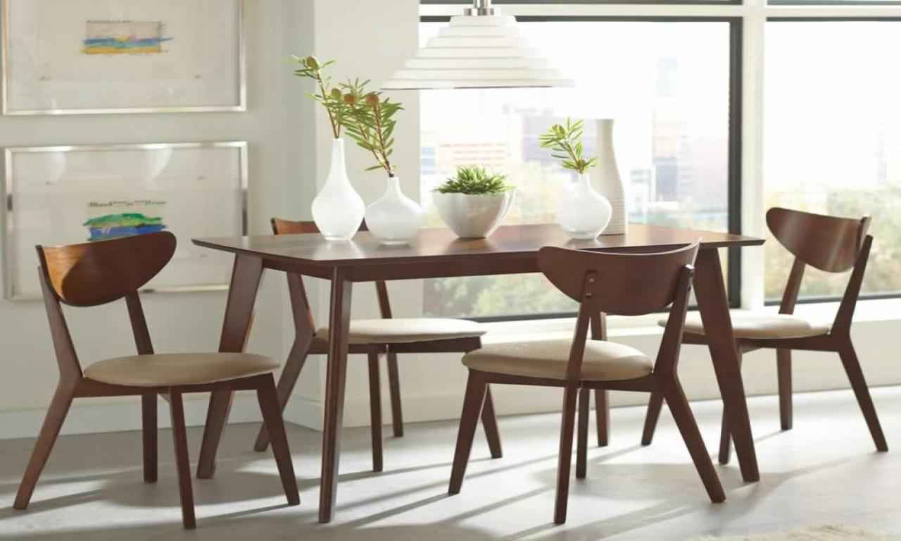Retro Dining Room Sets Set Quality