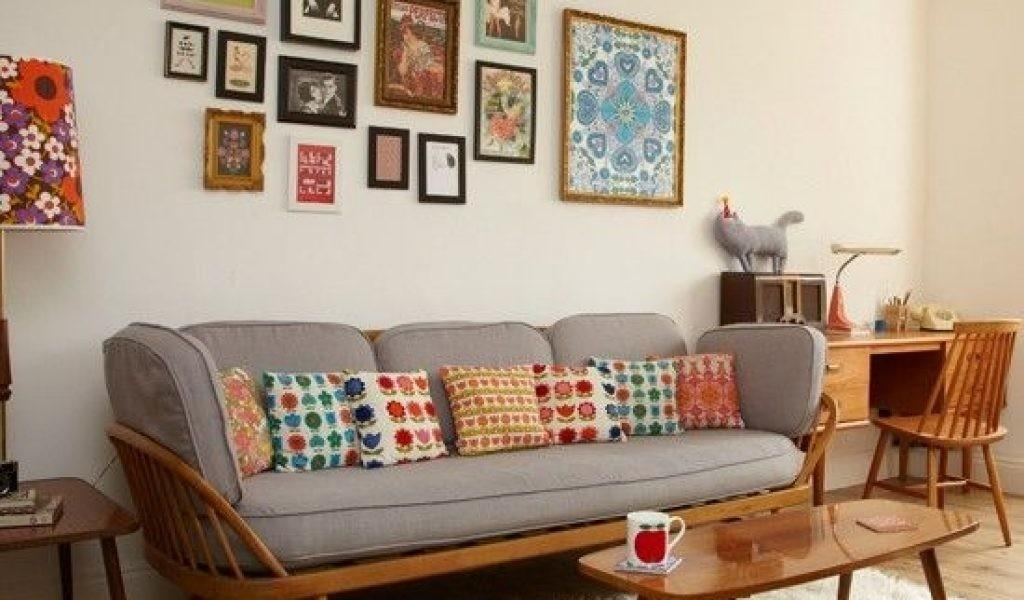 Retro Living Room 1000 Ideas Rooms