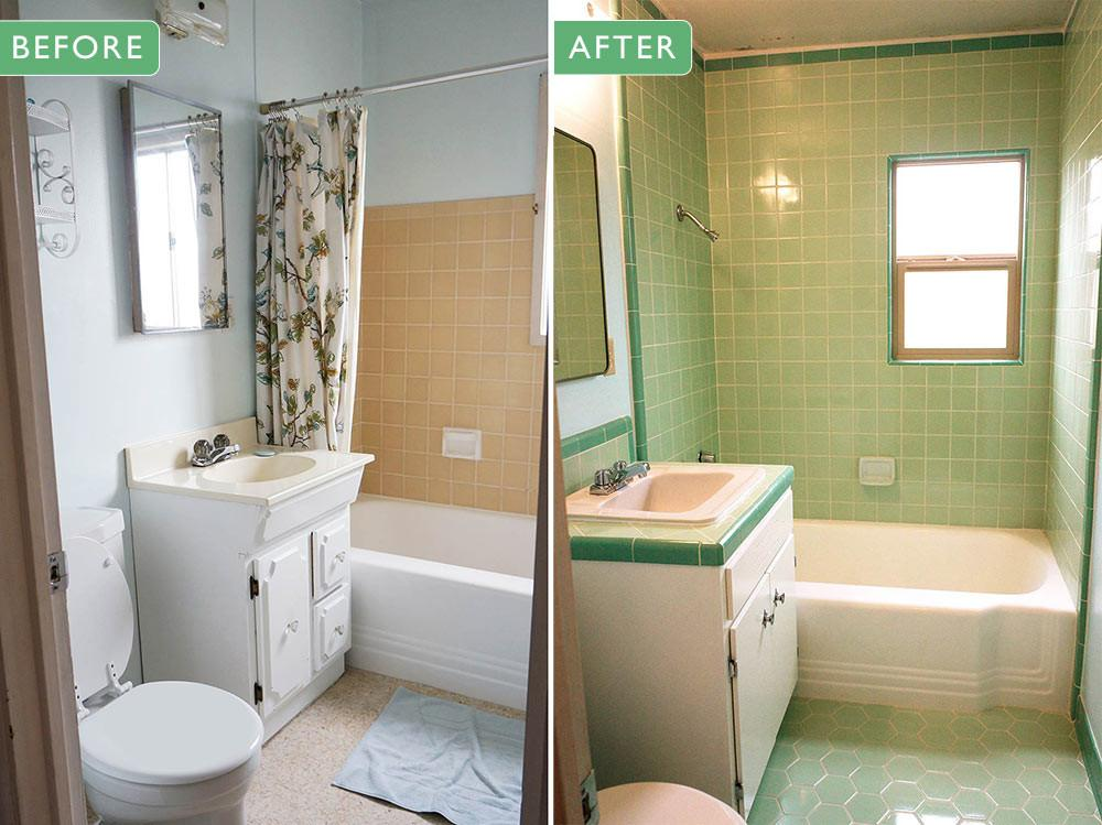 Retro Renovation Remodeling Decor Home Improvement