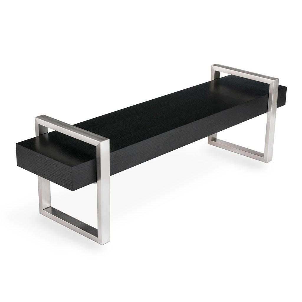 Return Bench Gus Modern City Schemes Contemporary