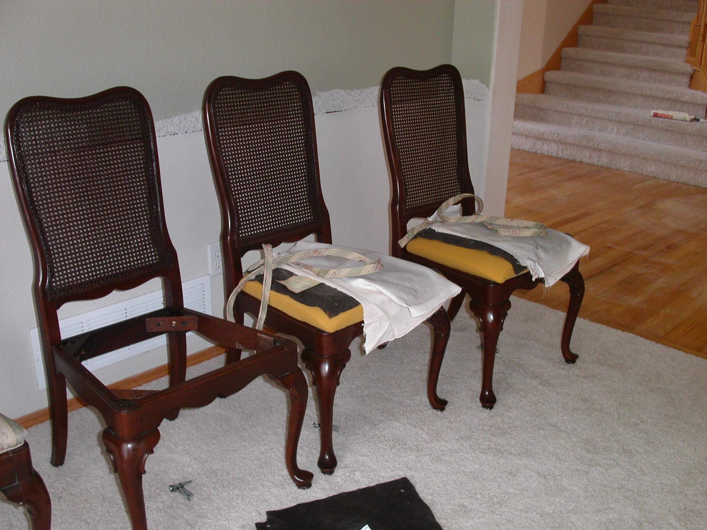Reupholstering Dining Room Chairs Bombadeagua