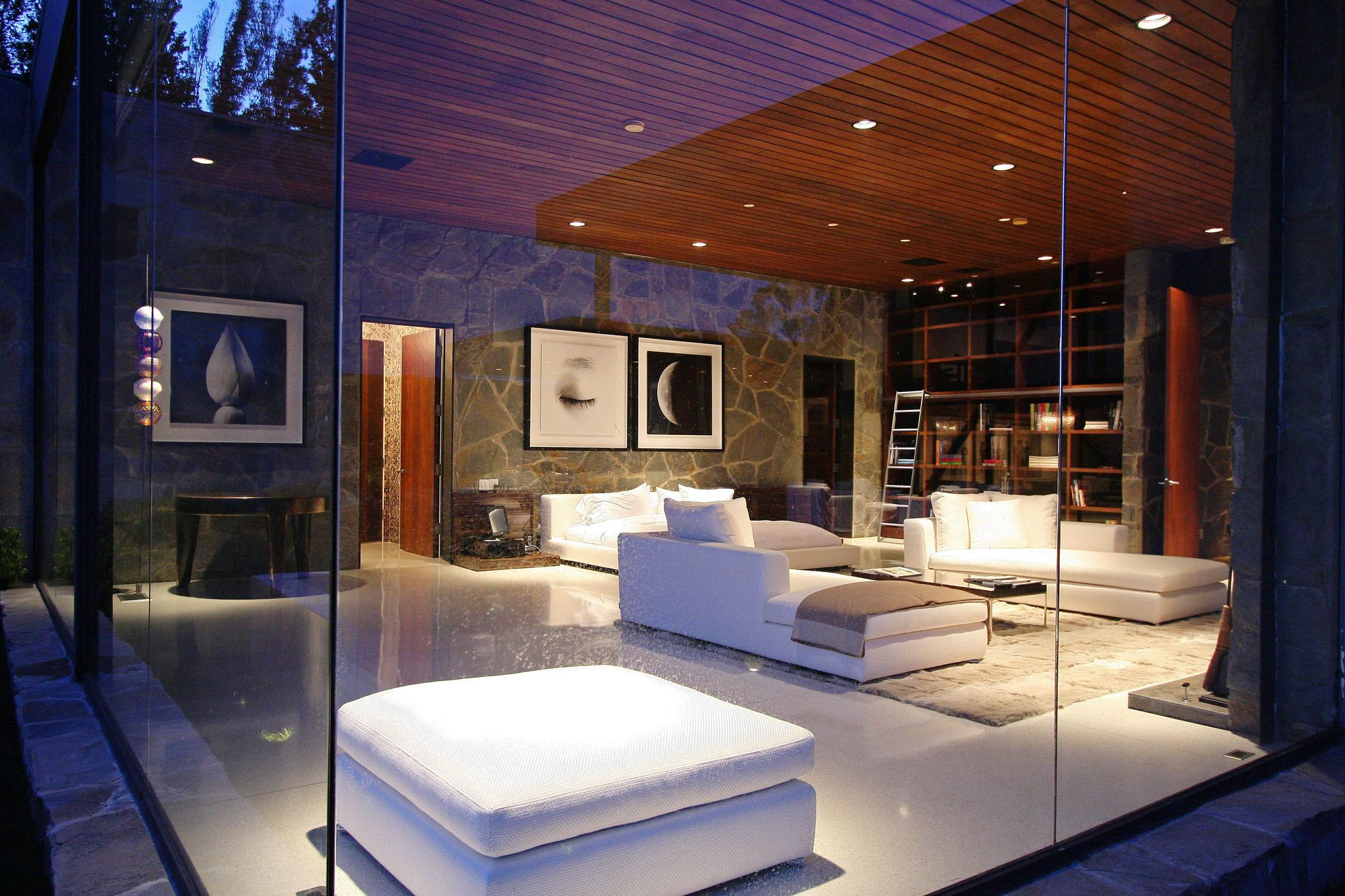 Revamped Interior Beverly Hills California