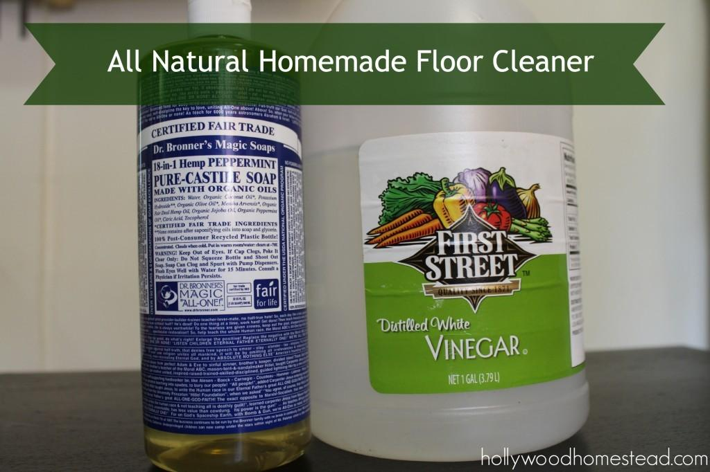 Revitalize Your Home These Diy House Cleaners