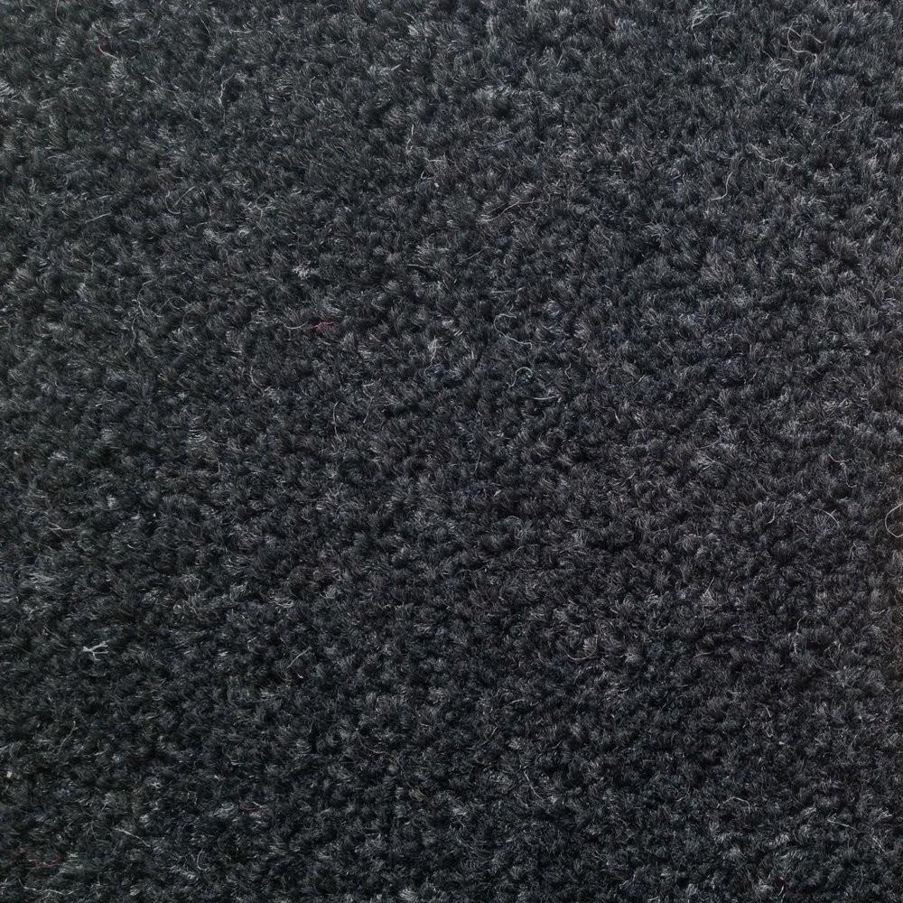 Revolution Twist 100 Polypropylene Black Carpet