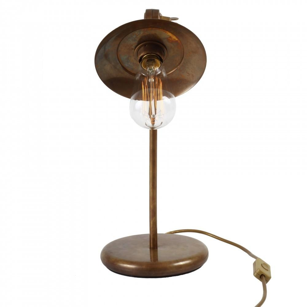 Reznor Industrial Table Lamp