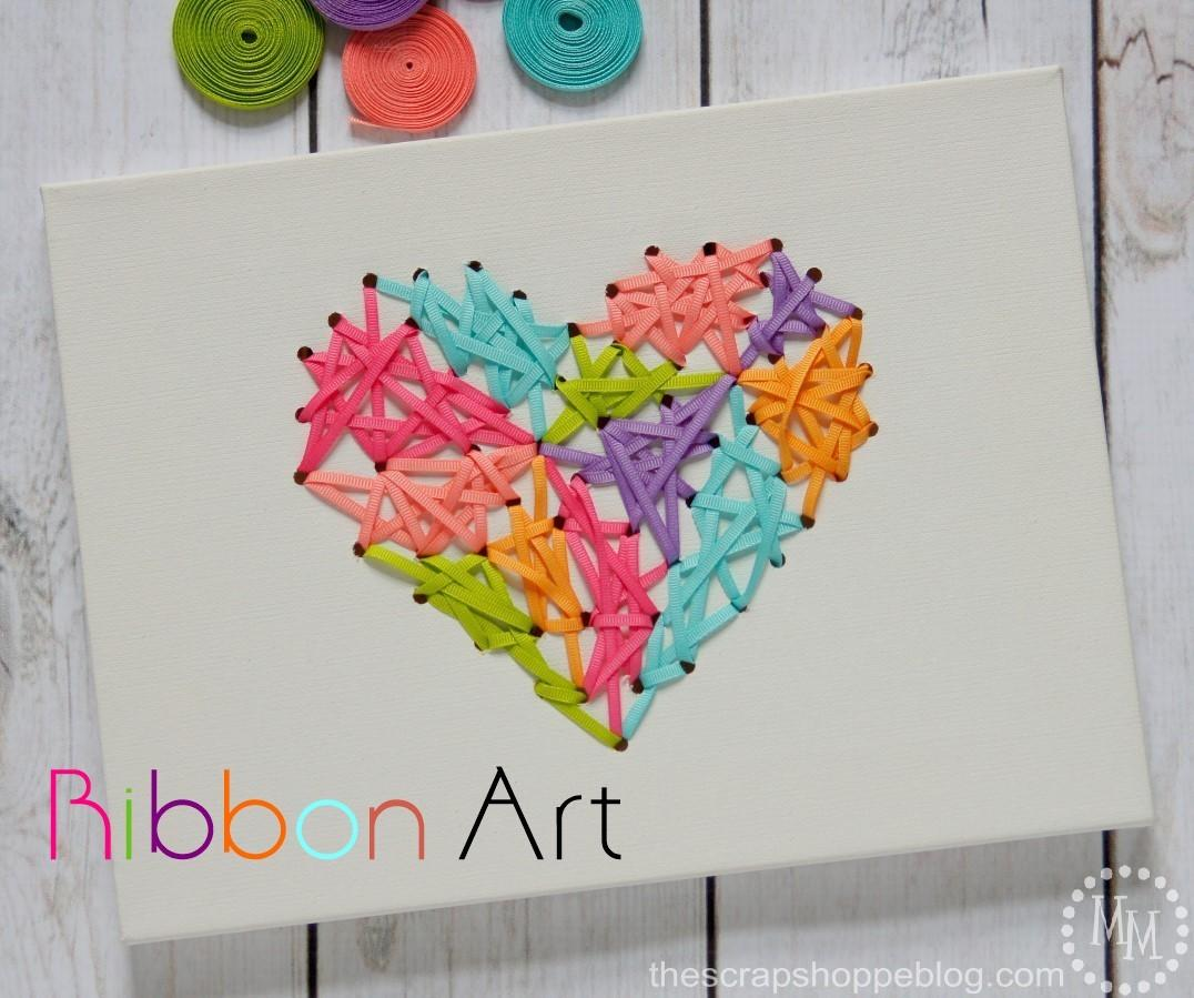 Ribbon Art Scrap Shoppe