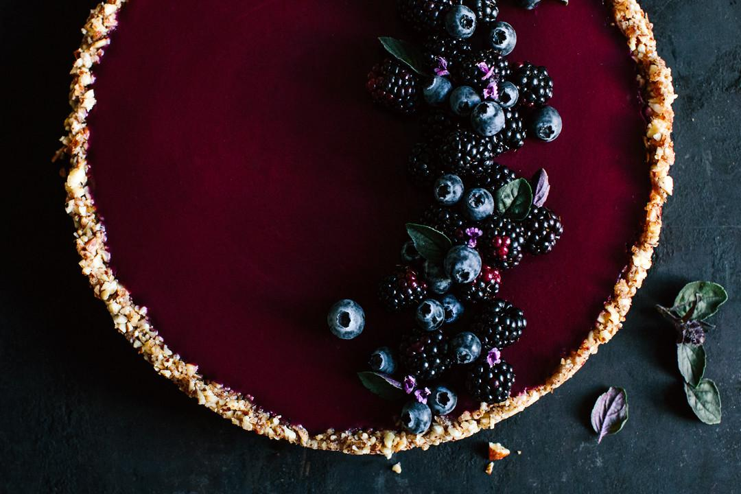 Rich Color Palettes Your Fall Table