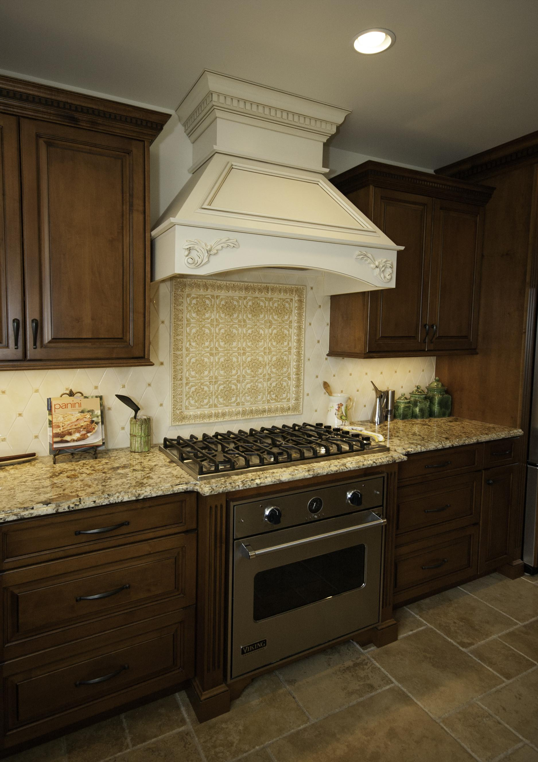 Rich Wood Tones Manasquan New Jersey Design Line Kitchens